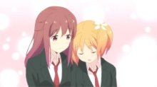 Sakura Trick Yuri Cute Screenshot