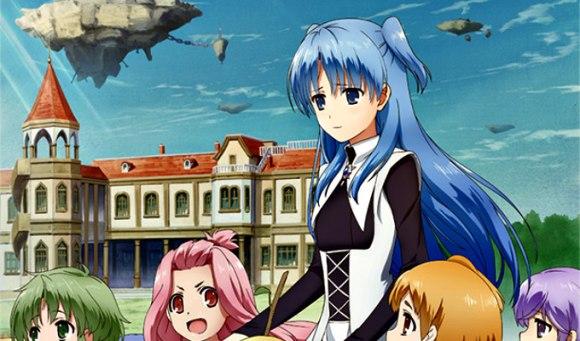 SukaSuka Anime Visual